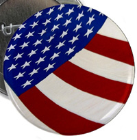 Star Spangled Banner Buttons